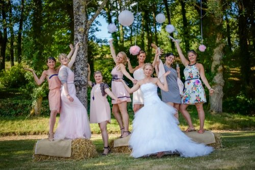 Photographe mariage - Amandine Stoll Photographies - photo 170