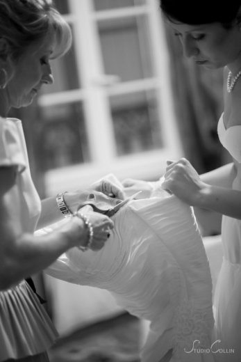 Photographe mariage - Studio Collin Photographie - photo 3