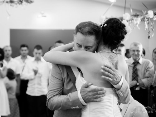 Photographe mariage - Studio Collin Photographie - photo 5