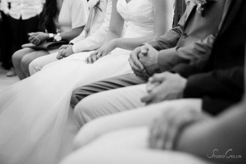 Photographe mariage - Studio Collin Photographie - photo 4