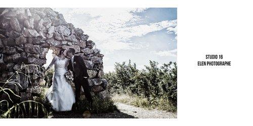 Photographe mariage - STUDIO 16 ELEN COMBOURG - photo 63