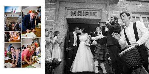 Photographe mariage - STUDIO 16 ELEN COMBOURG - photo 37