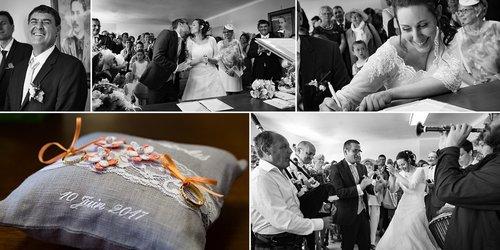 Photographe mariage - STUDIO 16 ELEN COMBOURG - photo 36