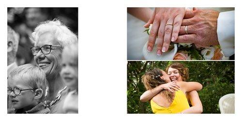 Photographe mariage - STUDIO 16 ELEN COMBOURG - photo 40