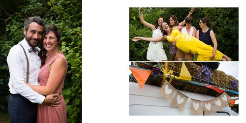 Photographe mariage - STUDIO 16 ELEN COMBOURG - photo 49