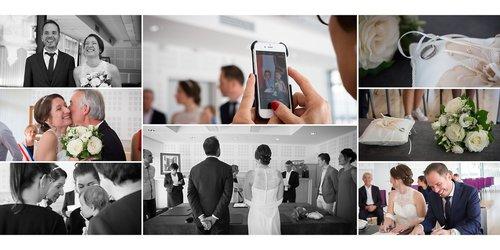 Photographe mariage - STUDIO 16 ELEN COMBOURG - photo 35