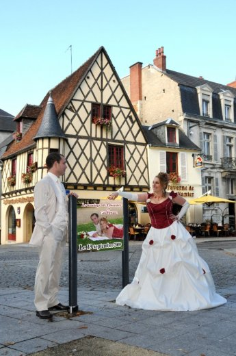 Photographe mariage - Photo MORLET  - photo 7