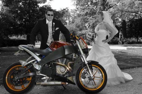 Photographe mariage - Photo MORLET  - photo 1