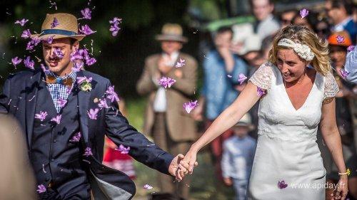 Photographe mariage - APIDAY - photo 25