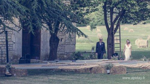Photographe mariage - APIDAY - photo 23