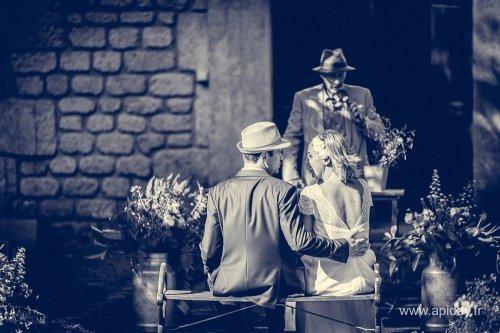 Photographe mariage - APIDAY - photo 18