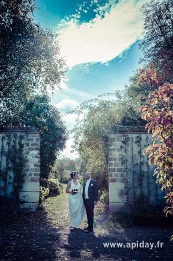 Photographe mariage - APIDAY - photo 130