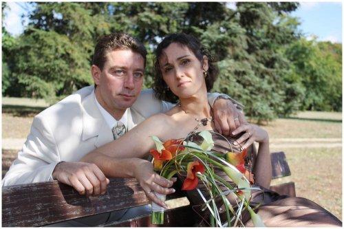 Photographe mariage - Karine Bouchaud Photographies - photo 10