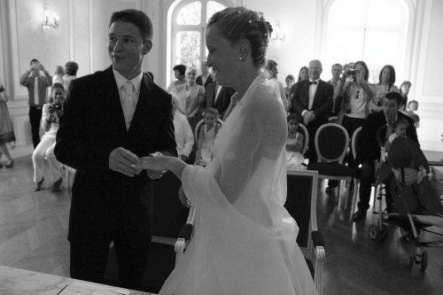 Photographe mariage - Karine Bouchaud Photographies - photo 14