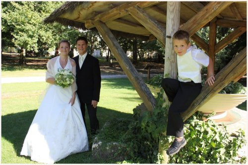 Photographe mariage - Karine Bouchaud Photographies - photo 18