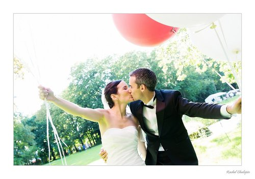 Photographe mariage - Rachel CHALOPIN Photographe - photo 9