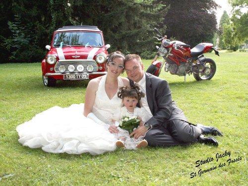 Photographe mariage - IMMORTALISER  L'INOUBLIABLE !! - photo 17