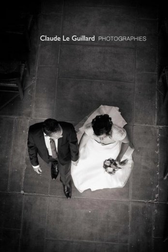 Photographe mariage - Le Guillard Claude - photo 8