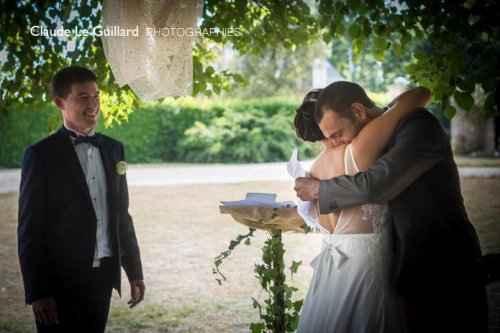 Photographe mariage - Le Guillard Claude - photo 12