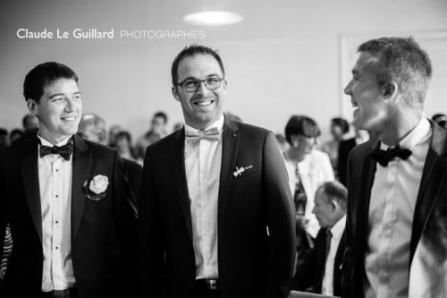 Photographe mariage - Le Guillard Claude - photo 11