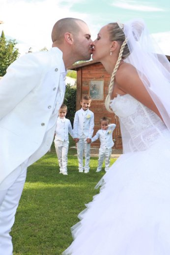 Photographe mariage - THIRON - photo 154