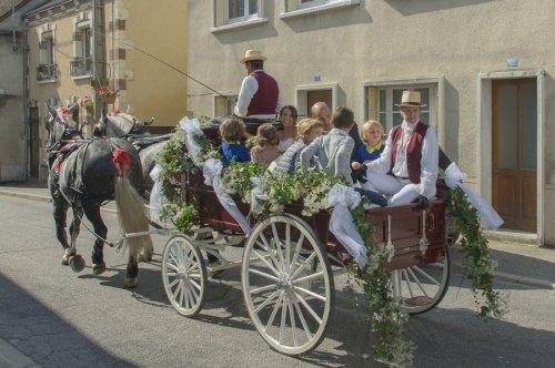 Photographe mariage - Jean-françois BRIMBOEUF-AMATE - photo 143