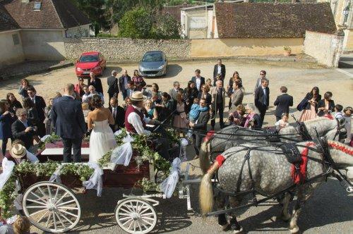 Photographe mariage - Jean-françois BRIMBOEUF-AMATE - photo 137