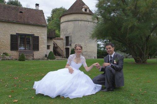 Photographe mariage - Jean-françois BRIMBOEUF-AMATE - photo 130