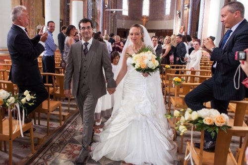 Photographe mariage - Bertrand CHAMBARLHAC - photo 18
