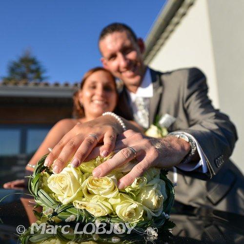 Photographe mariage - Marc LOBJOY Photographie - photo 90