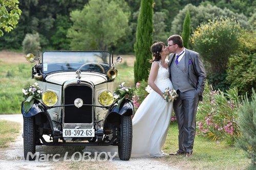 Photographe mariage - Marc LOBJOY Photographie - photo 34