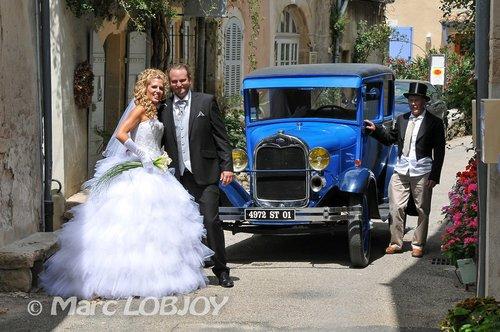 Photographe mariage - Marc LOBJOY Photographie - photo 33