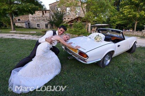Photographe mariage - Marc LOBJOY Photographie - photo 49
