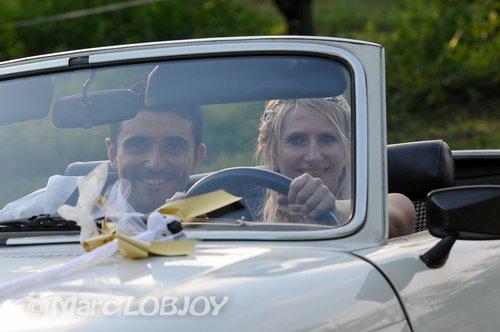 Photographe mariage - Marc LOBJOY Photographie - photo 48