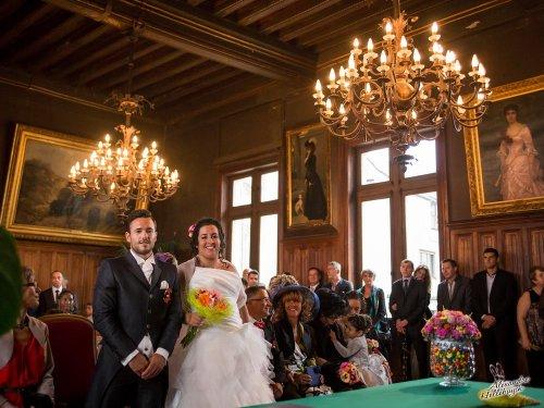 Photographe mariage - Alexandre Hellebuyck - photo 11