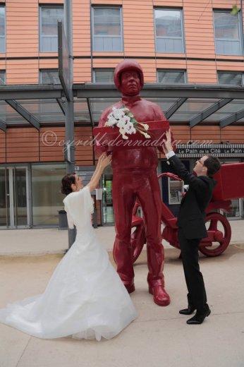 Photographe mariage - Cyrille Donnadieu - photo 100