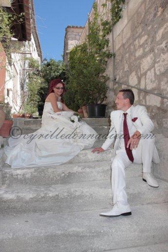 Photographe mariage - Cyrille Donnadieu - photo 8