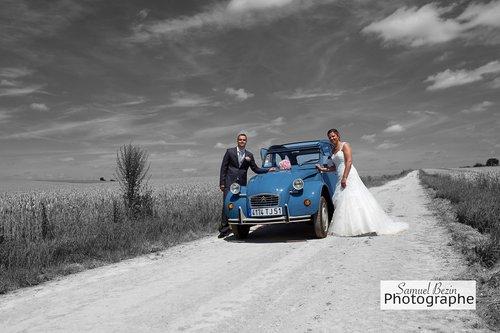 Photographe mariage - Samuel BEZIN Photographe - photo 37