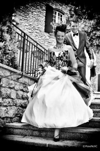 Photographe mariage - vincent Besson  - photo 9