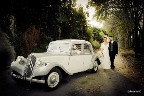 Photographe mariage - vincent Besson  - photo 32