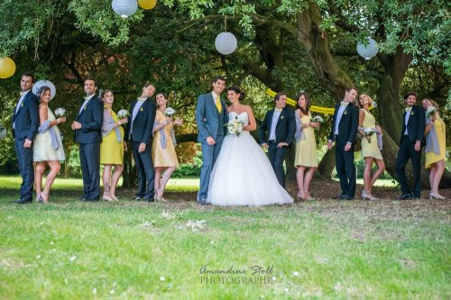 Photographe mariage - Amandine Stoll Photographies - photo 148
