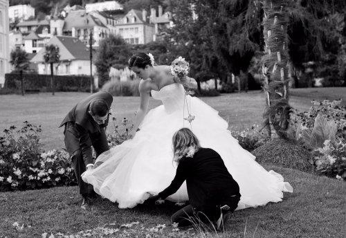 Photographe mariage - ERIC TRESCAZES - photo 69