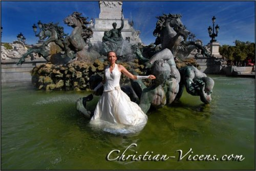 Photographe mariage - Christian Vicens Photographe - photo 44