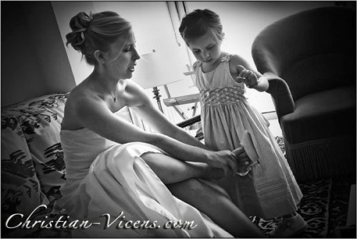 Photographe mariage - Christian Vicens Photographe - photo 20