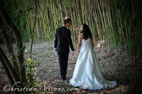 Photographe mariage - Christian Vicens Photographe - photo 31