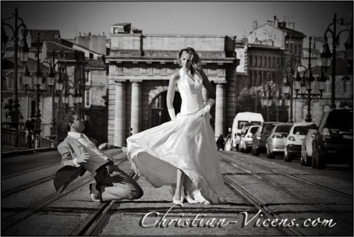 Photographe mariage - Christian Vicens Photographe - photo 45
