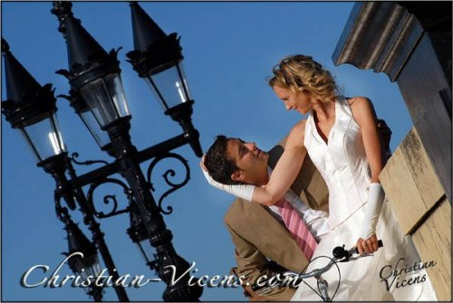 Photographe mariage - Christian Vicens Photographe - photo 46