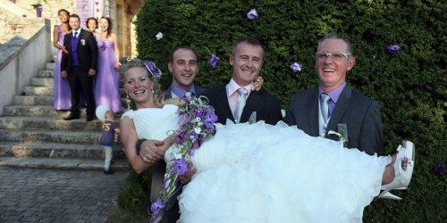 Photographe mariage - FLORENT PERVILLE PHOTOGRAPHE - photo 9