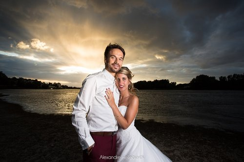 Photographe mariage - Alexandre Hellebuyck - photo 42