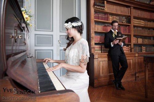 Photographe mariage - Yves Sénécal  - photo 35